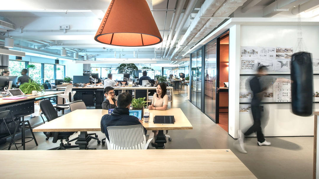 Careers M Moser Workplace Design Transform The Way Your Company Works