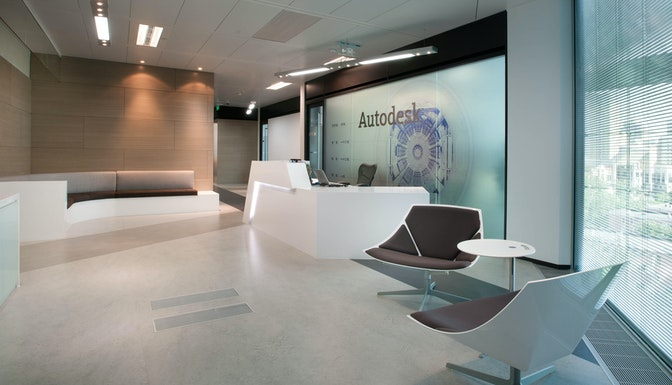 Autodesk M Moser Workplace Design Transform The Way Your Company Works