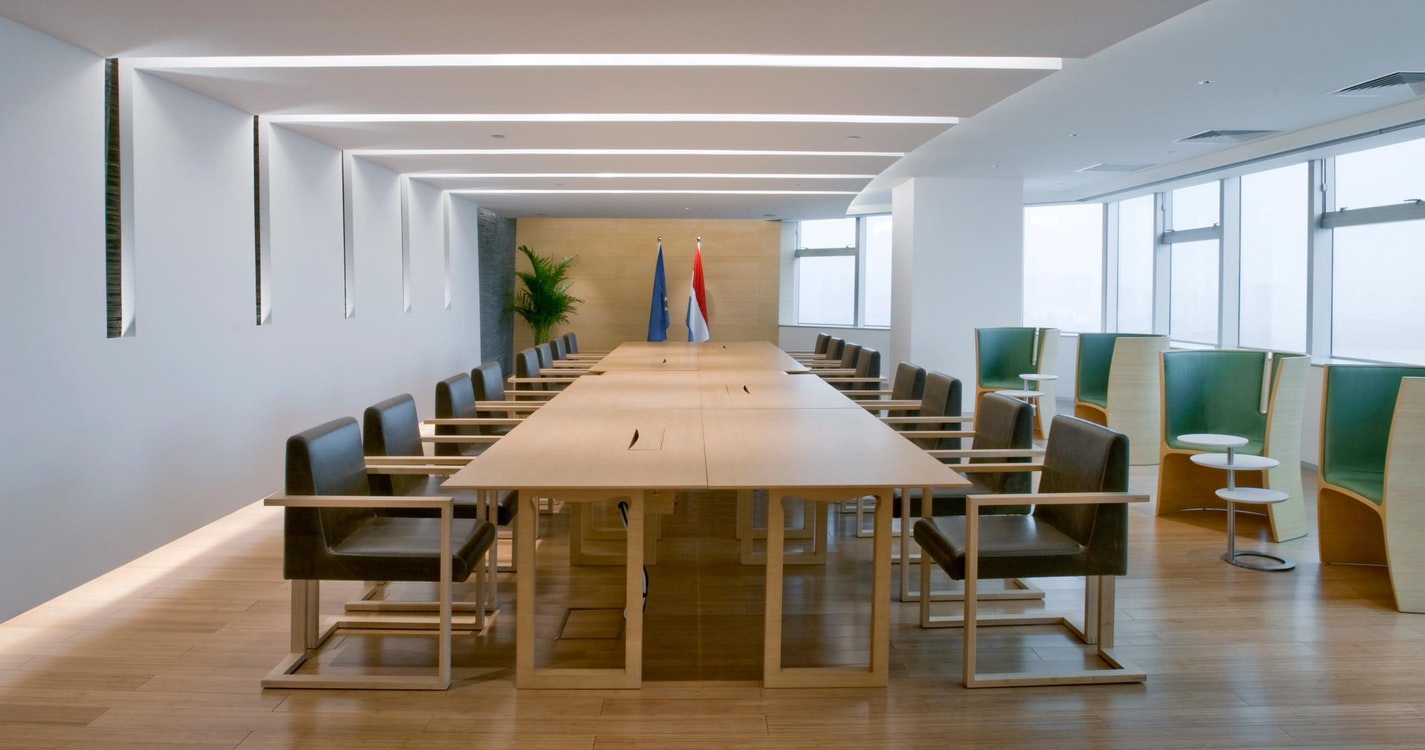 Embassy Of Luxembourg Beijing M Moser Workplace Design Transform The Way Your Company Works