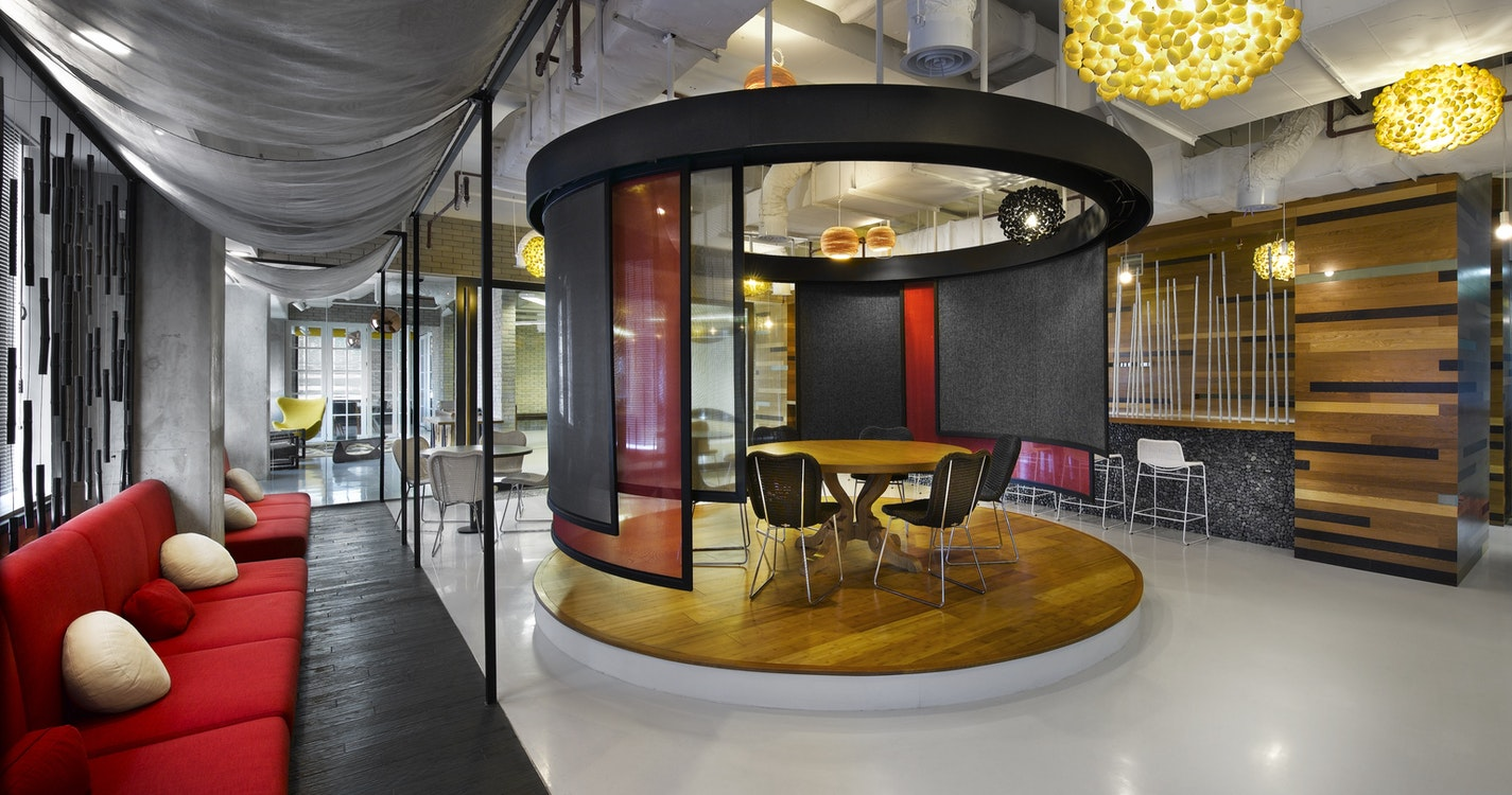 Providing a world of difference inside consolidated spaces section