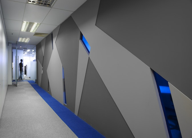 Expanding and redesigning an existing space to encourage integration section