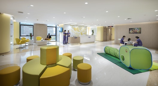 Completing the first private hospital in Shanghai's free-trade zone for UFH section