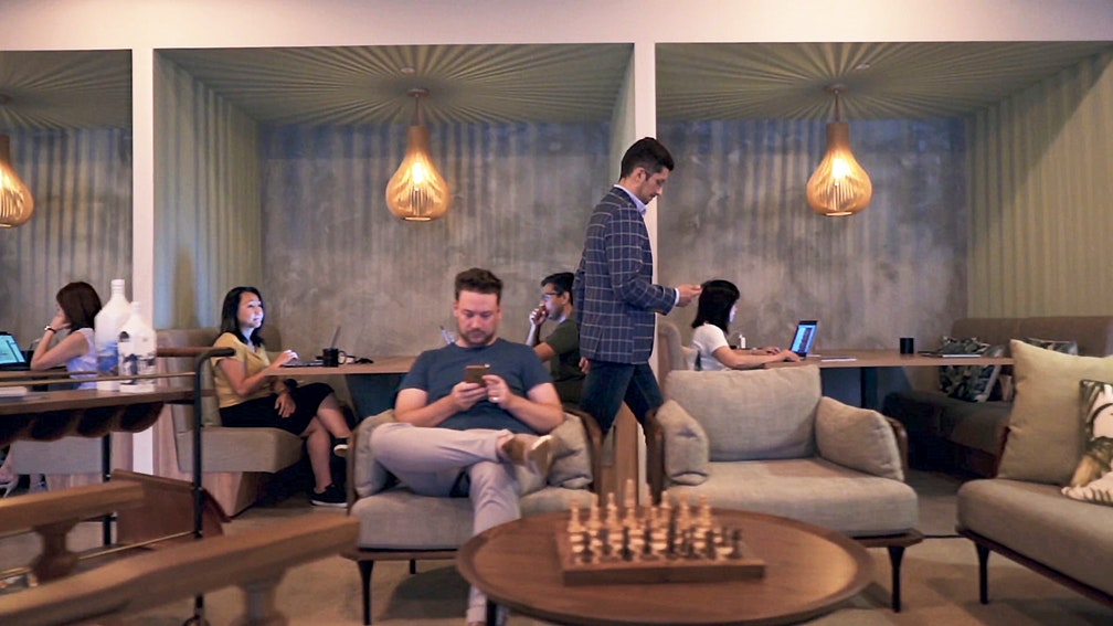 Blending experiences in a house of brands to inspire & connect section