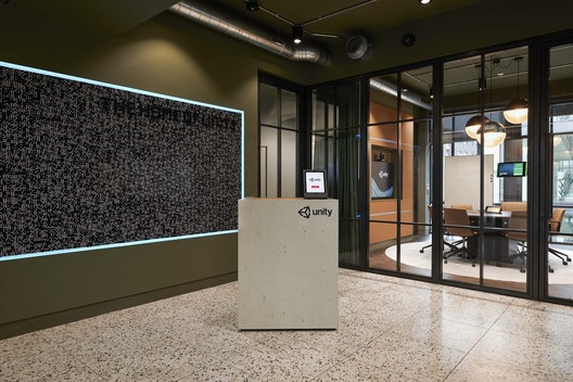 Unity's new London sales hub features in Office Snapshots section