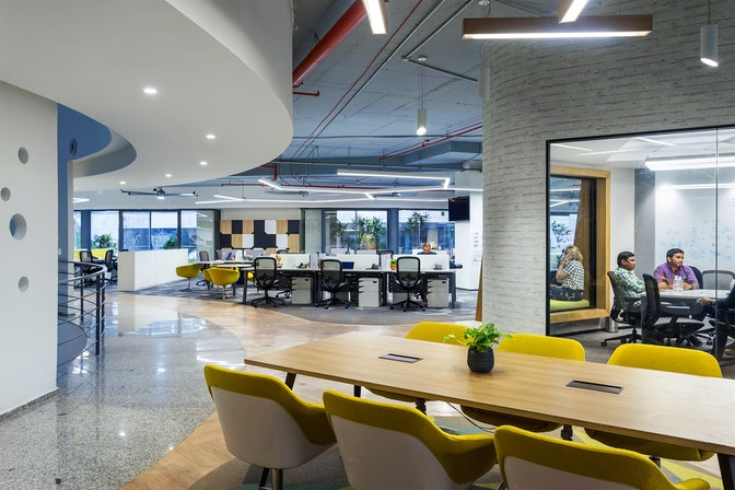 Titan Bangalore M Moser Workplace Design Transform The Way Your Company Works