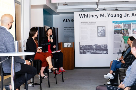 Discussing the impact of culture and design at San Francisco Design Week section