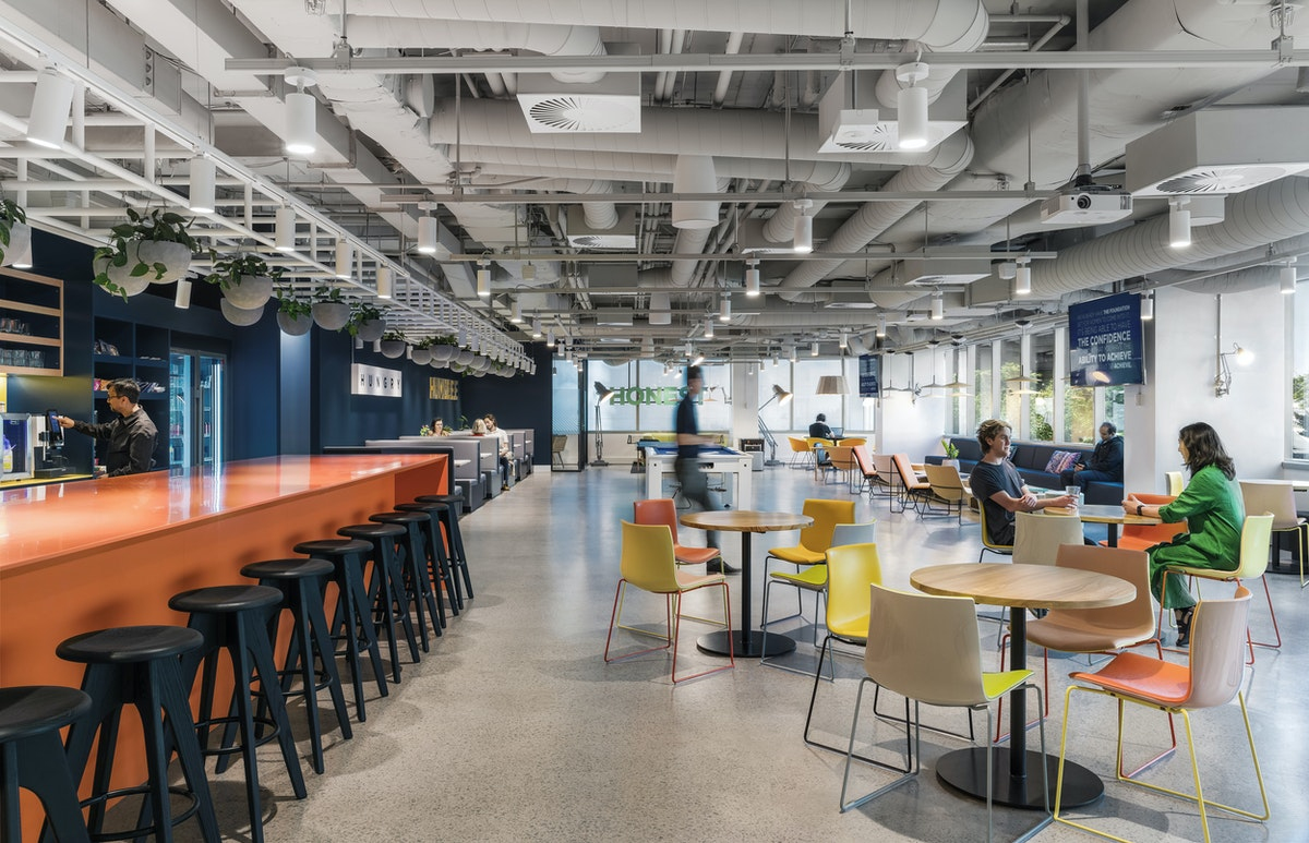 M Moser Workplace Design Transform The Way Your Company Works