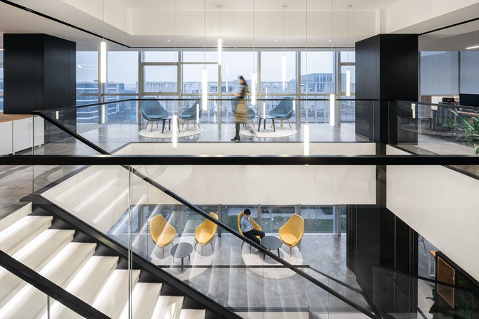 Re-vitalising a 330,000 sq.ft HQ to accelerate business growth and transformation section