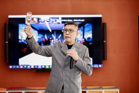 """The new ""living lab' in Shenzhen is a joint effort of multi-disciplinary teams from across our Greater China region. It reveals our commitment to the success of our clients,"" shared Dick Mak - Group Managing Director of China."