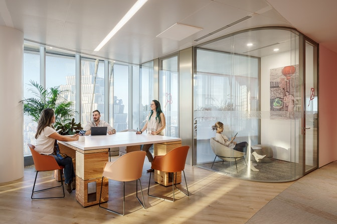 Championing brand storytelling in a digitally immersive workplace section