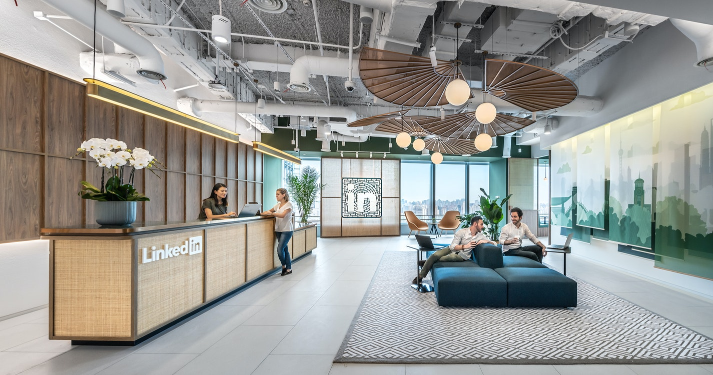 Connecting brand and local culture to create a member-first workplace section