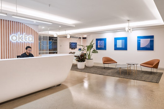 How offices are changing - Emily West features in The Australian section